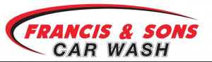 Francis & Sons Car Wash Logo