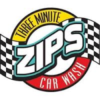 Zips Car Wash Logo